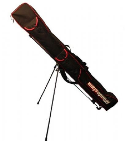 New Supreme 8-10 Tube Free Stander Rod / Pole Holdall Grandeslam RRP £79.99